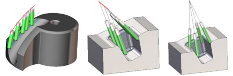 5 Axis Continuous Tools