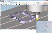Embedded 2D geometry environment