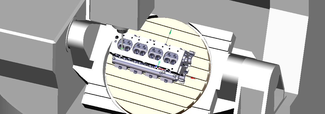 5 Axis Continuous